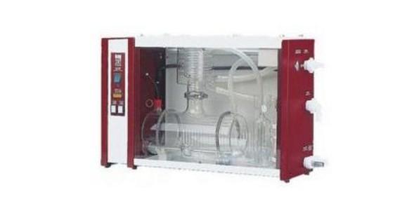 Дистиллятор GFL-2202: производительность 2 л/ч, стеклянный