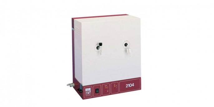 Бидистиллятор GFL-2104: производительность 2 л/час