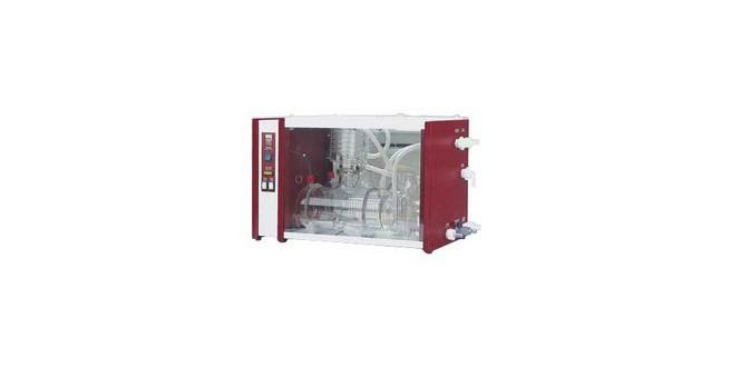 Бидистиллятор GFL-2302: производительность 2 л/час, стеклянный