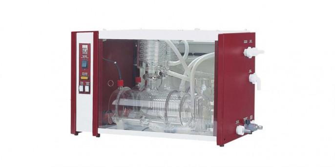 Бидистиллятор GFL-2302: производительность 4 л/час, стеклянный