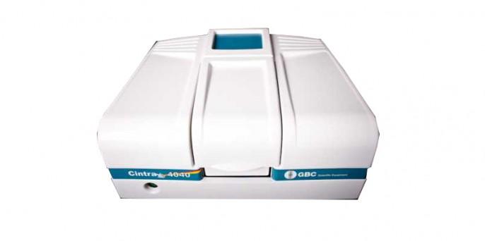 Спектрофотометр Cintra 3030: спектральный диапазон 190…1200 нм, ширина щели 1,5 нм