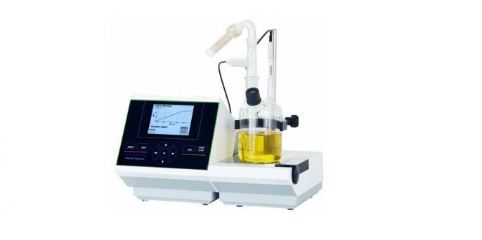TitroLine 7500 KF trace кулонометрический титратор для определения влаги по К. Фишеру