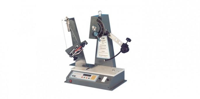 Прибор для определения ударной прочности RR/IM: маятниковый копер