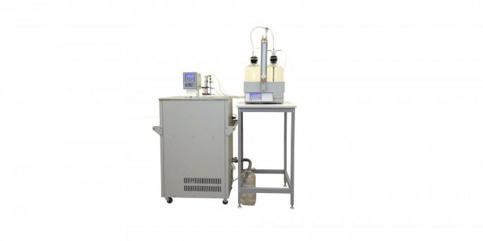 Установка для определения предельной температуры фильтруемости ПТФ