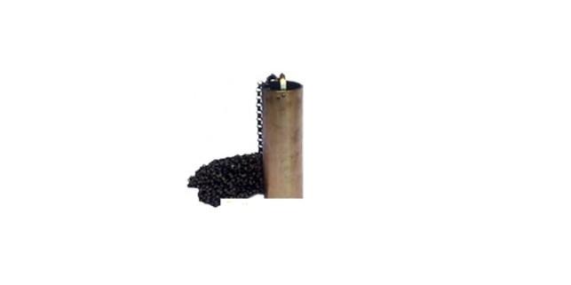 Пробоотборник 1.75.40.0070.1 ПЭ-1610 для отбора проб вязких масел и нефти с цепью 12 м