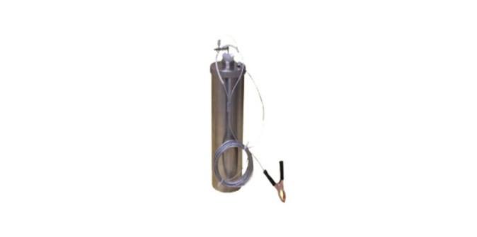 Пробоотборник 1.75.40.0080 ПЭ-1630 для отбора проб нефтепродуктов