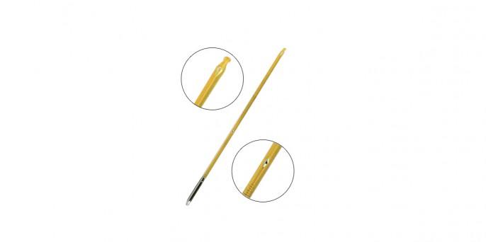 Термометр для испытания нефтепродуктов ТИН-10