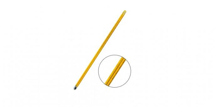 Термометр для испытания нефтепродуктов ТИН-3