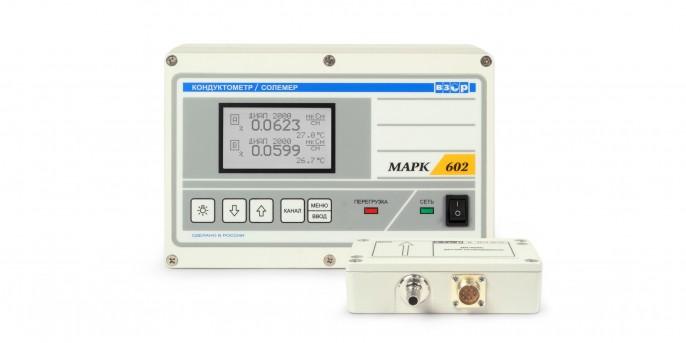 МАРК-602 – Кондуктометр-солемер
