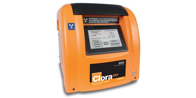 CLORA 2XP прибор для определения хлора в жидких нефтепродуктах