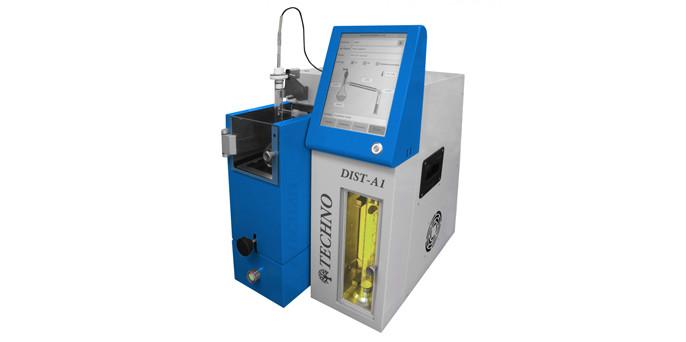 DIST-A1 Автоматический анализатор для определения фракционного состава