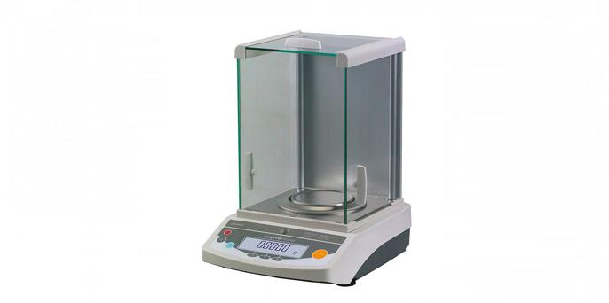 Весы лабораторные электронные аналитические СЕ124-С