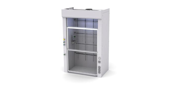 Шкаф вытяжной напольный