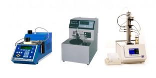 Аппаратура для определения предельной температуры фильтруемости