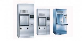 Автоматы для мойки и дезинфекции большого объема
