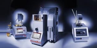 Лабораторное оборудование для анализа нефти и нефтепродуктов