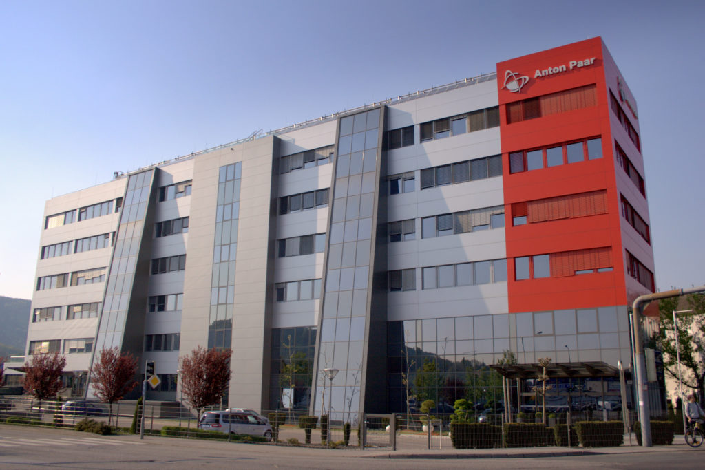 Graz Anton Paar HQ 3790