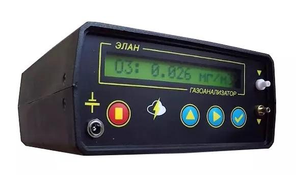 Газоанализаторы атмосферного воздуха ЭЛАН