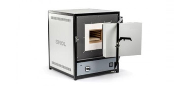 Лабораторная электропечь с керамической камерой SNOL 12/1100