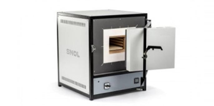 Лабораторная электропечь с керамической камерой SNOL 15/1100