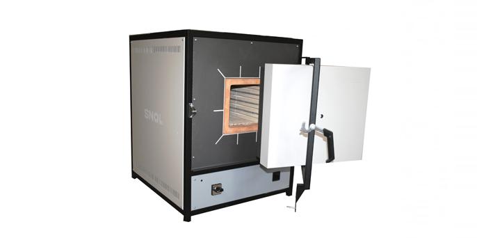 Лабораторная электропечь с керамической камерой SNOL 15/1300