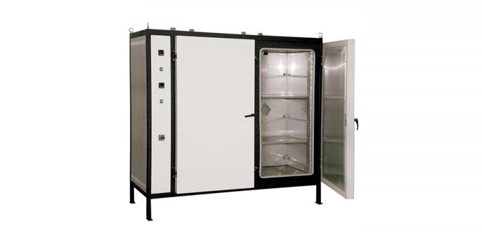 Лабораторный сушильный шкаф SNOL 2×240/200