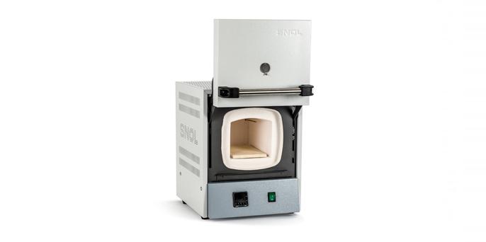 Лабораторная муфельная электропечь с камерой из термоволокна SNOL 3/1100