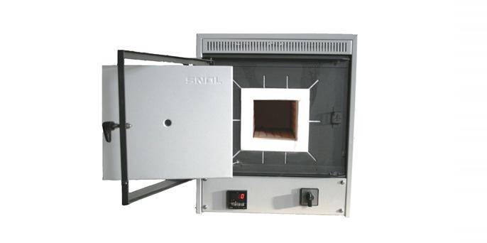 Лабораторная электропечь с керамической камерой SNOL 4/1100