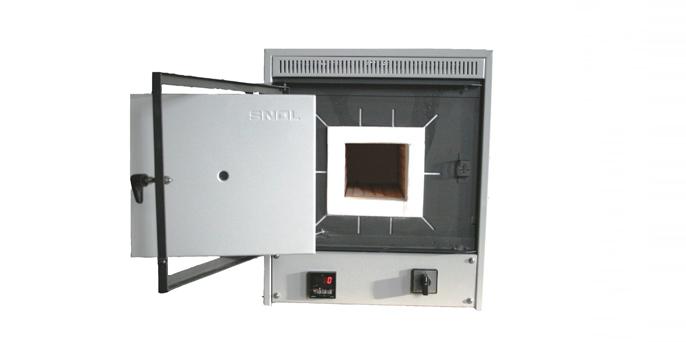 Лабораторная электропечь с керамической камерой SNOL 4/1300