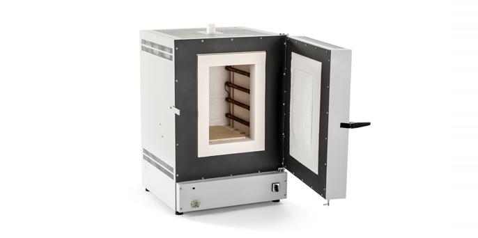 Лабораторная электропечь с камерой из термоволокна SNOL 45/1200