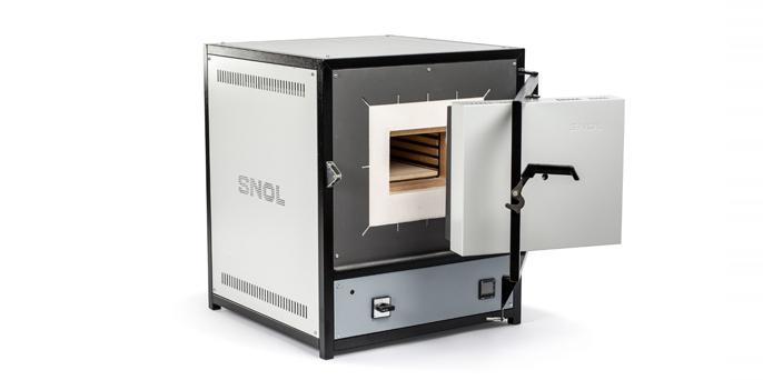 Лабораторная электропечь с керамической камерой SNOL 7,2/1300