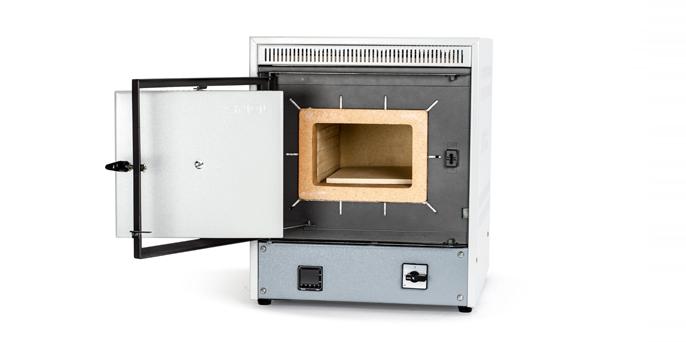 Лабораторная электропечь с керамической камерой SNOL 7,2/900