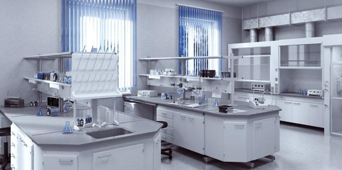 Лабораторная мебель