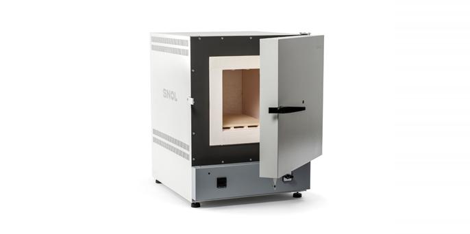 Лабораторная электропечь с камерой из термоволокна SNOL 30/1100