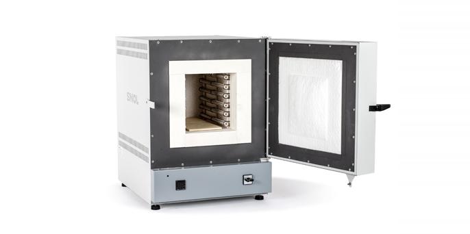 Лабораторная электропечь с камерой из термоволокна SNOL 30/1300