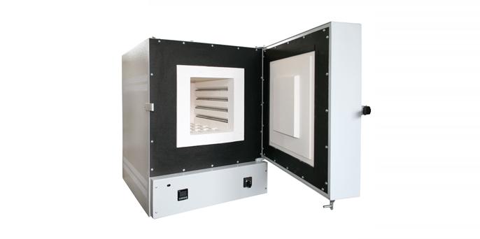 Лабораторная электропечь с камерой из термоволокна SNOL 40/1200