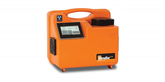Портативный экспресс-анализатор содержания серы Sindie® OTG