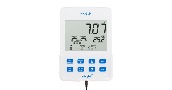 HI2002-03 pH-метр серии edge (комплектация без электрода)