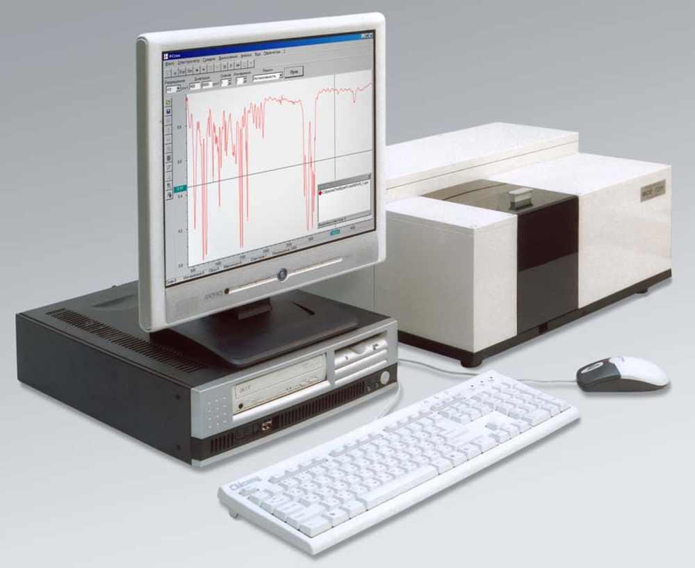 Фурье-спектрометра ФСМ-1201