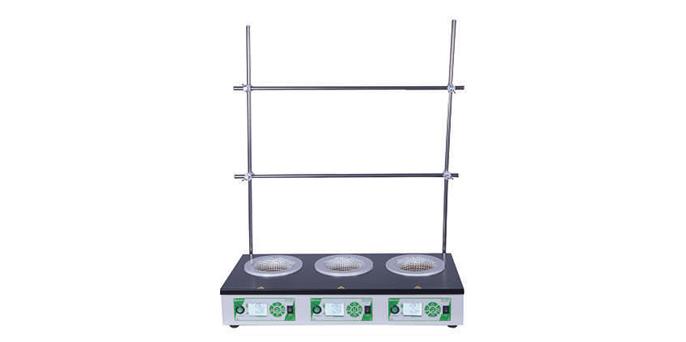 Колбонагреватель ПЭ-4100-3 (3х 0,5 л) цифровой со стойками