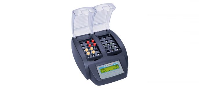 Сухой термостат LT200 с 2-мя блоками, 15 х 13 мм и 15 х 13 мм